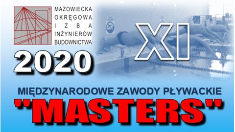 Zdjęcie plakatu zawodów Masters